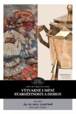 Výtvárné umění starožitnosti a design