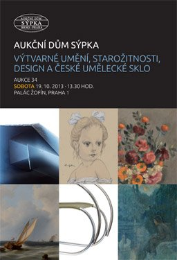 Aukce 34 19. 10. 2013