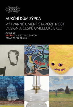 Aukce 35 23. 2. 2014