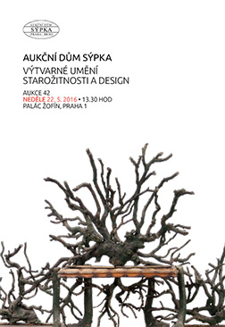 Aukce 42 22. 5. 2016
