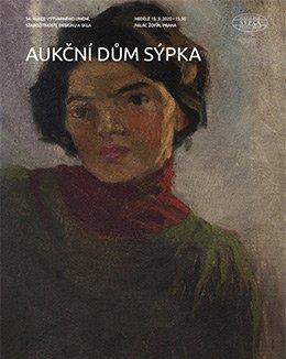 Katalog výtvárné umění, starožitnosti, design a sklo - 54.aukce