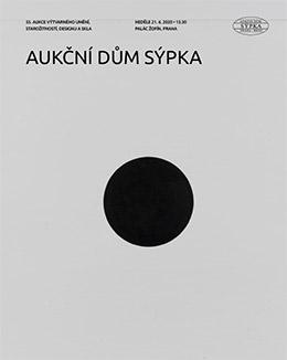 Katalog výtvárné umění, starožitnosti, design a sklo - 55.aukce