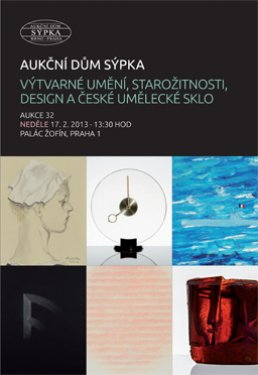 Aukce 32 17.02.2013